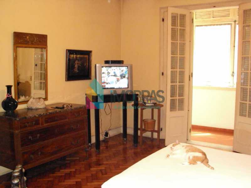 main bedroom with double suite - APARTAMENTO COM VISTA MAR OPORTUNIDADE COPACABANA!!!! - AP1237 - 16