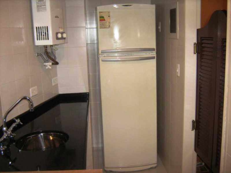 2 - Imagem 016 Cozinha 2 - Flat À VENDA, Leblon, Rio de Janeiro, RJ - FLA1793 - 4