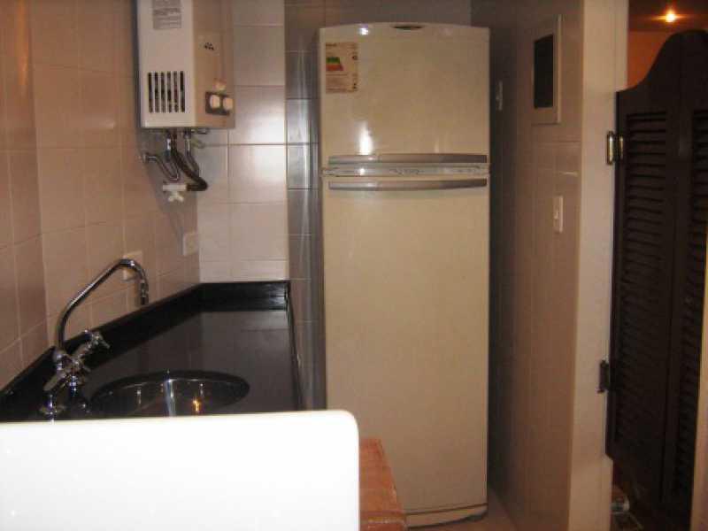 4 - Imagem 031 Cozinha 4 - Flat À VENDA, Leblon, Rio de Janeiro, RJ - FLA1793 - 9