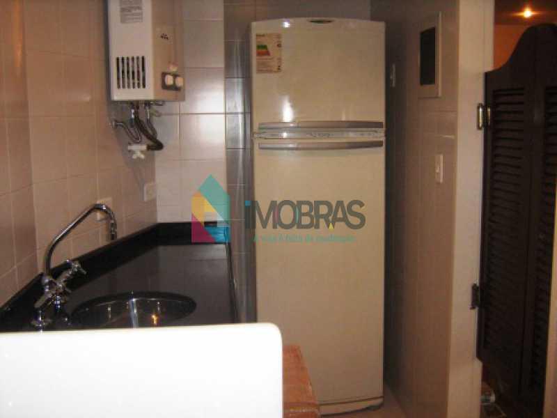 4 - Imagem 031 Cozinha 4 - Flat À VENDA, Leblon, Rio de Janeiro, RJ - FLA1793 - 21
