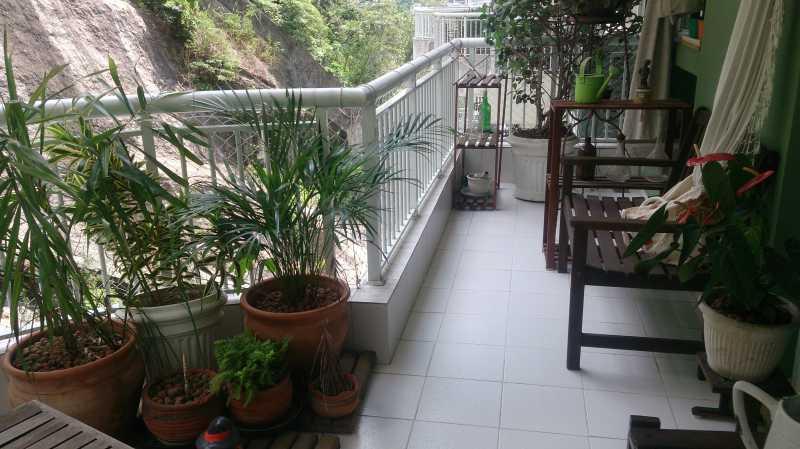 DSC_1272 - Apartamento 2 quartos Botafogo - AP3817 - 4