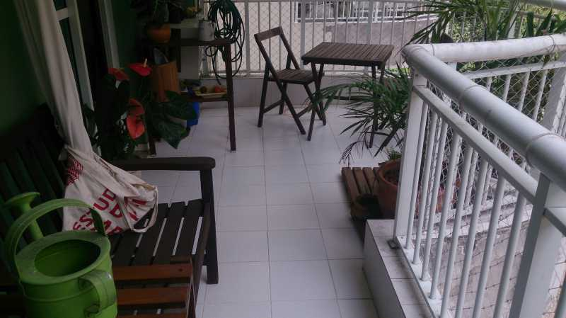 DSC_1273 - Apartamento 2 quartos Botafogo - AP3817 - 16