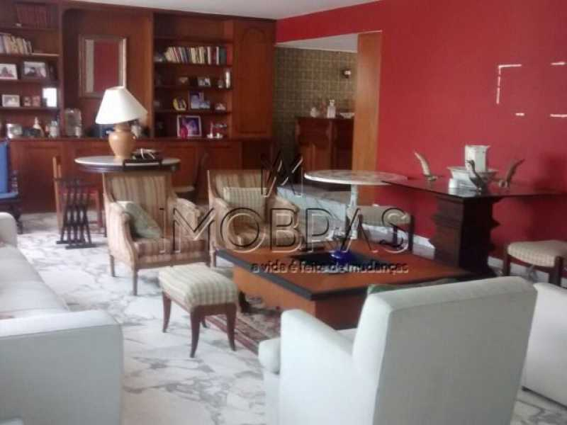 1 - Cobertura 4 quartos Copacabana - COB5344 - 1