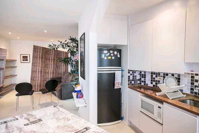 3 - Apartamento 1 quarto Leblon - AP5423 - 4