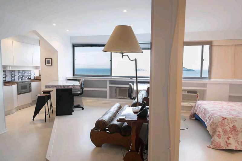 4 - Apartamento 1 quarto Leblon - AP5423 - 5