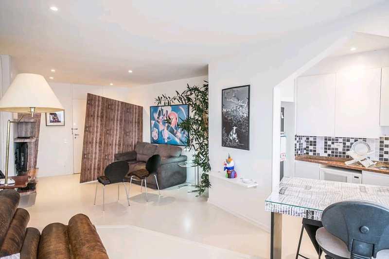 6 - Apartamento 1 quarto Leblon - AP5423 - 7