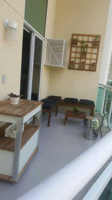 4. - Loft à venda Rua César Lattes,Barra da Tijuca, Rio de Janeiro - R$ 690.000 - LOF0001 - 9