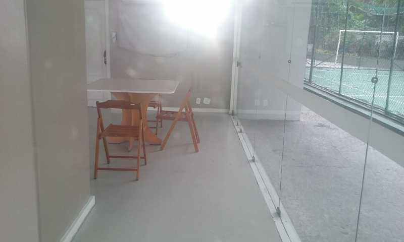 20170112_160554 - Apartamento 2 quartos com vaga de carro no Cosme Velho!! - AP0026 - 29