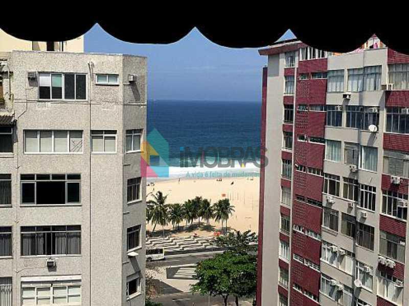 1 - 1 - Apartamento à venda Rua Aurelino Leal,Leme, IMOBRAS RJ - R$ 1.150.000 - CPAP30013 - 1