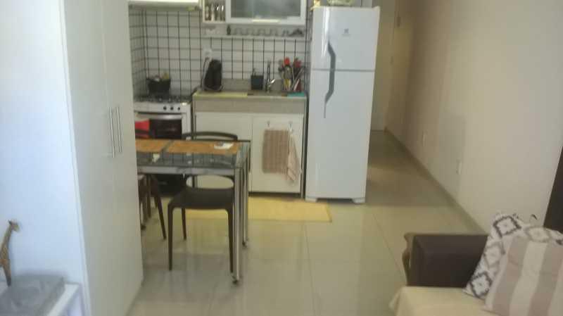 WP_20170214_005 - Kitnet/Conjugado 30m² à venda Praia de Botafogo,Botafogo, IMOBRAS RJ - R$ 390.000 - BOKI00001 - 1