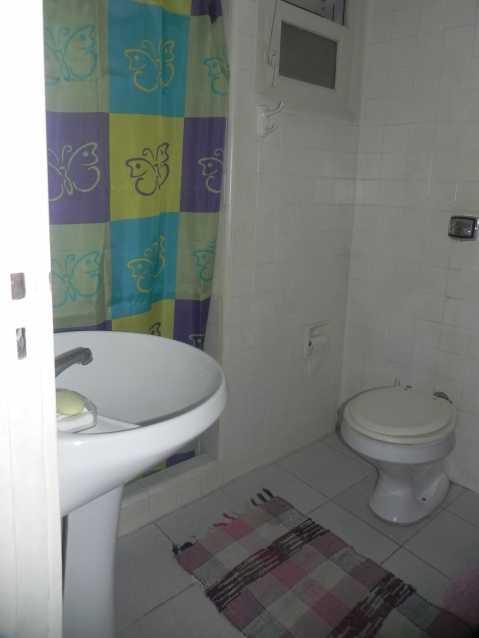 Banheiro1.1 - Apartamento à venda Rua São Clemente,Botafogo, IMOBRAS RJ - R$ 1.050.000 - BOAP20050 - 12