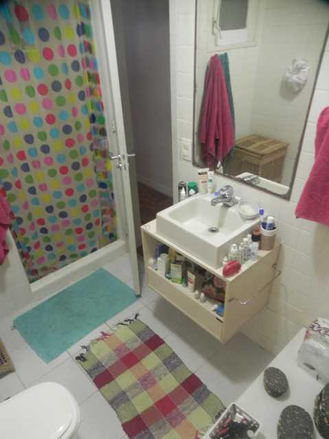 Banheiro2.1 - Apartamento à venda Rua São Clemente,Botafogo, IMOBRAS RJ - R$ 1.050.000 - BOAP20050 - 14