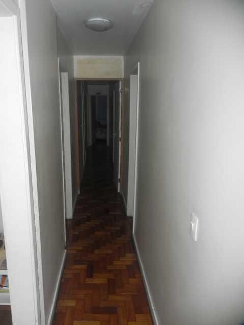 Corredor - Apartamento à venda Rua São Clemente,Botafogo, IMOBRAS RJ - R$ 1.050.000 - BOAP20050 - 11