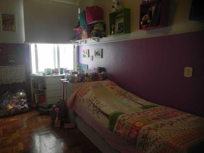 Quarto2.2 - Apartamento à venda Rua São Clemente,Botafogo, IMOBRAS RJ - R$ 1.050.000 - BOAP20050 - 10
