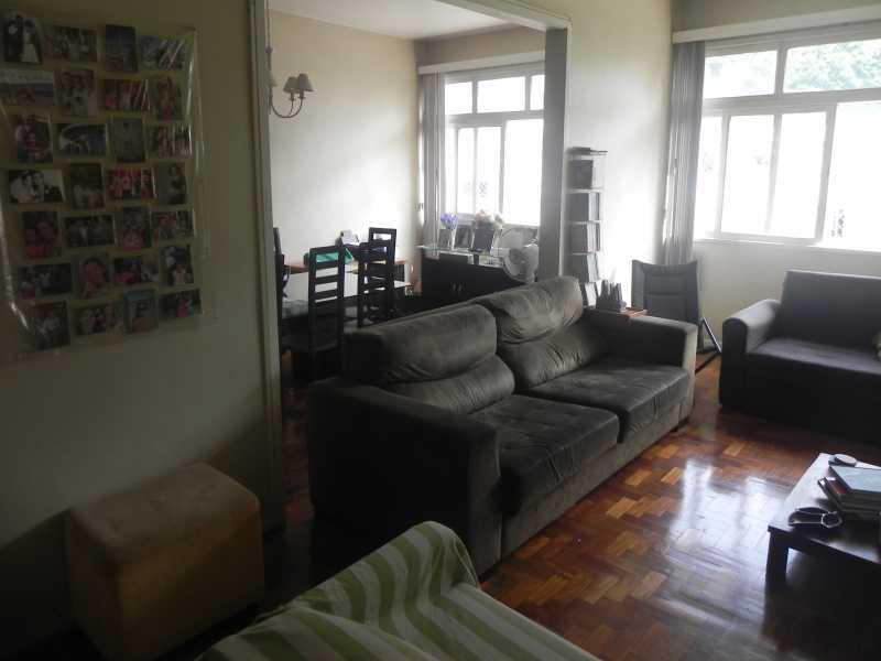 Sala1.1 - Apartamento à venda Rua São Clemente,Botafogo, IMOBRAS RJ - R$ 1.050.000 - BOAP20050 - 5