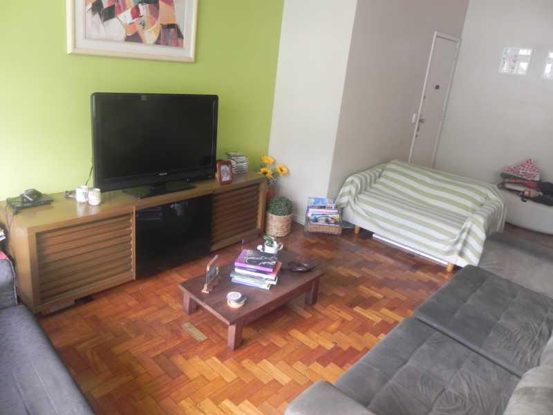 Sala1.3 - Apartamento à venda Rua São Clemente,Botafogo, IMOBRAS RJ - R$ 1.050.000 - BOAP20050 - 4