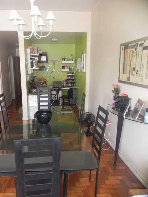 Sala2.2 - Apartamento à venda Rua São Clemente,Botafogo, IMOBRAS RJ - R$ 1.050.000 - BOAP20050 - 6