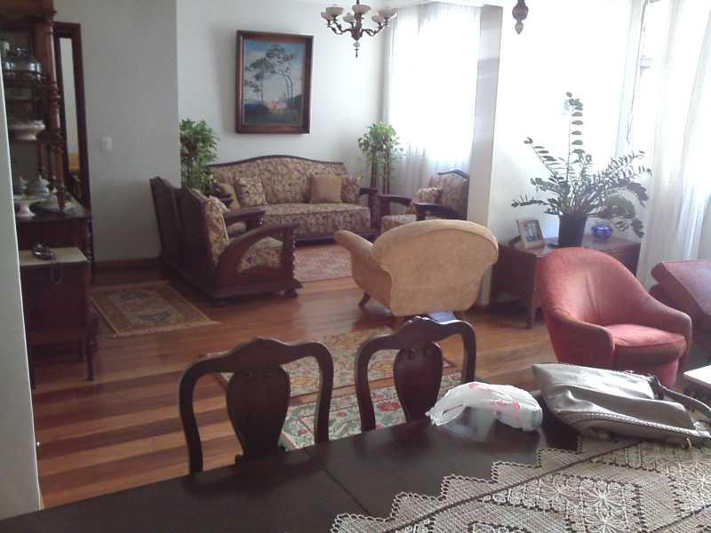 CAM01238 - Apartamento 1 quarto Copacabana - CPAP20088 - 1