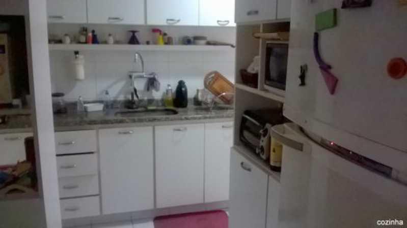 AA cozinha - Apartamento À VENDA, Gávea, Rio de Janeiro, RJ - CPAP30133 - 1