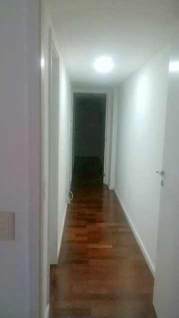 corredor - Apartamento À VENDA, Gávea, Rio de Janeiro, RJ - CPAP30133 - 12