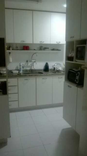 cozinha - Apartamento À VENDA, Gávea, Rio de Janeiro, RJ - CPAP30133 - 13