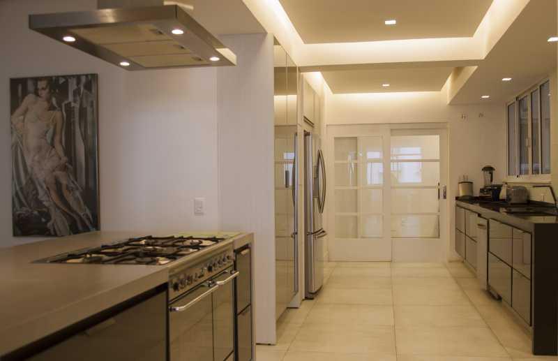 Cuisina 1 - Apartamento 3 quartos Copacabana - CPAP30161 - 16