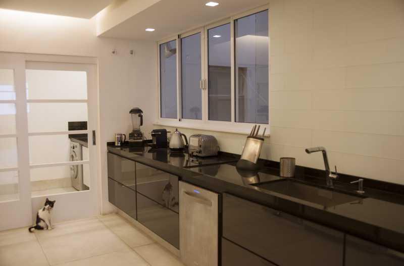 Cuisina 3 - Apartamento 3 quartos Copacabana - CPAP30161 - 18