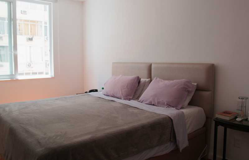 Quarto Ensuite - Apartamento 3 quartos Copacabana - CPAP30161 - 8