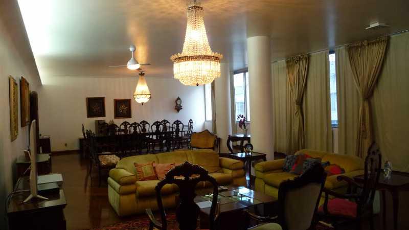 P1130471 - Apartamento 4 quartos Copacabana - CPAP40039 - 7
