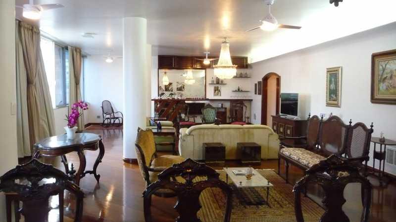 P1130477 - Apartamento 4 quartos Copacabana - CPAP40039 - 9