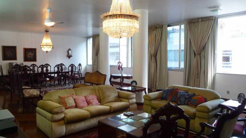 P1130480 - Apartamento 4 quartos Copacabana - CPAP40039 - 12