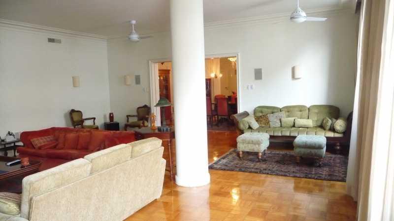 P1130421 - Apartamento 4 quartos Copacabana - CPAP40040 - 4