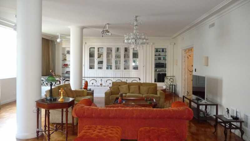 P1130422 - Apartamento 4 quartos Copacabana - CPAP40040 - 5