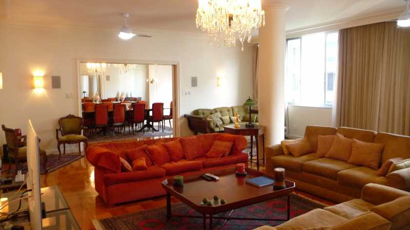 P1130424 - Apartamento 4 quartos Copacabana - CPAP40040 - 7