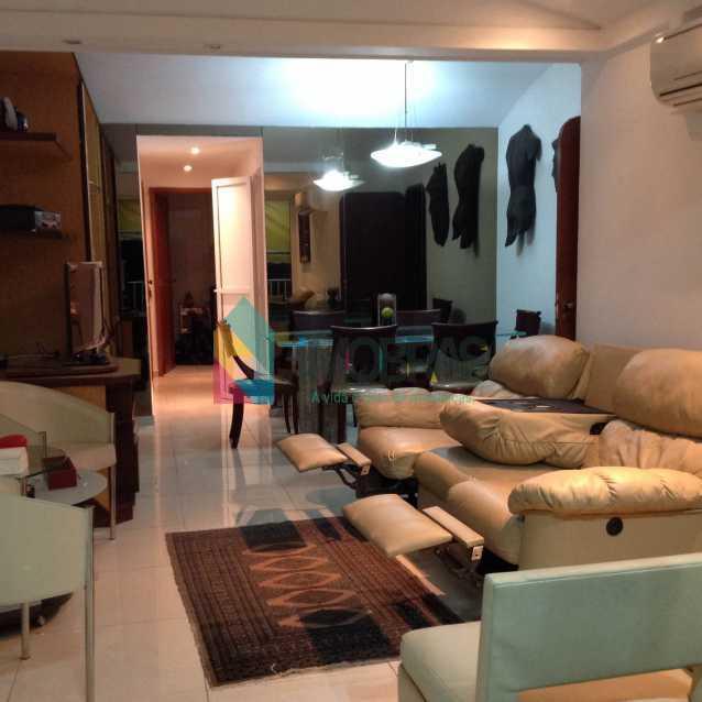 IMG_0380 - Apartamento à venda Rua Artur Araripe,Gávea, IMOBRAS RJ - R$ 2.100.000 - BOAP30081 - 3