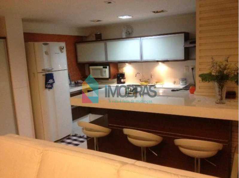 3 - Apartamento Rua Marquês de São Vicente,Gávea, IMOBRAS RJ,Rio de Janeiro, RJ À Venda, 2 Quartos, 76m² - BOAP20094 - 3