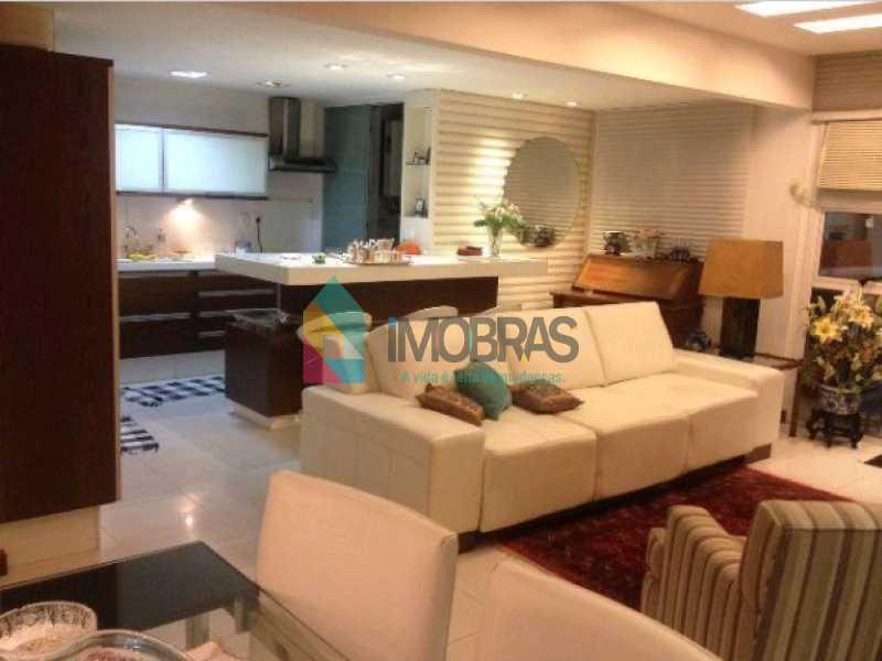 7 - Apartamento Rua Marquês de São Vicente,Gávea, IMOBRAS RJ,Rio de Janeiro, RJ À Venda, 2 Quartos, 76m² - BOAP20094 - 7