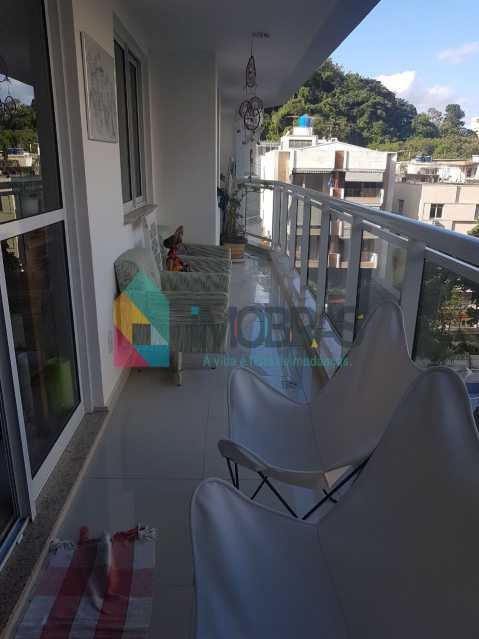 2b7ddbe7-3221-4484-ac7c-dbc6c4 - Apartamento 3 quarto Laranjeiras - BOAP30087 - 1