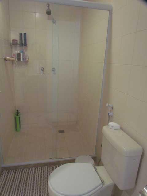 Banh suite cont - Apartamento 3 quartos Barra da Tijuca - BOAP30093 - 8