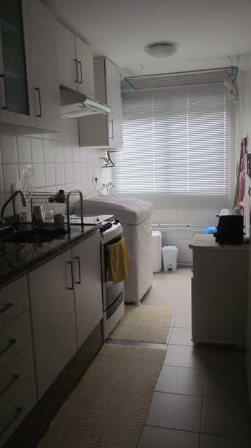 Cozinha - Apartamento 3 quartos Barra da Tijuca - BOAP30093 - 11