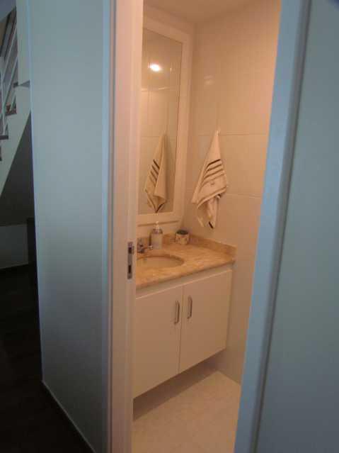 Lavabo - Apartamento 3 quartos Barra da Tijuca - BOAP30093 - 13