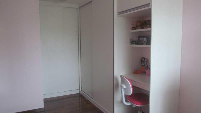 Quarto 2 armarios - Apartamento 3 quartos Barra da Tijuca - BOAP30093 - 14