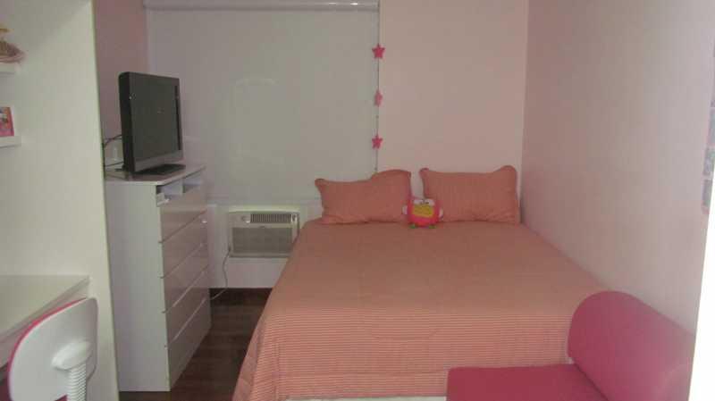 Quarto 2 - Apartamento 3 quartos Barra da Tijuca - BOAP30093 - 15