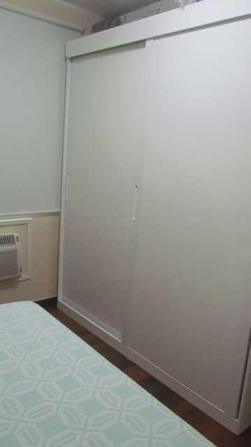 Quarto 3 armario - Apartamento 3 quartos Barra da Tijuca - BOAP30093 - 16