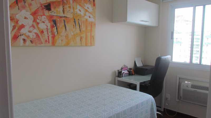 Quarto 3 - Apartamento 3 quartos Barra da Tijuca - BOAP30093 - 17