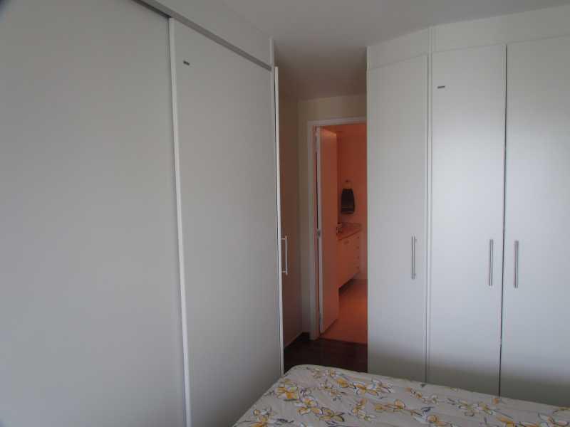 Quarto suite armarios - Apartamento 3 quartos Barra da Tijuca - BOAP30093 - 18