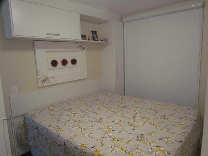 Quarto suite cont - Apartamento 3 quartos Barra da Tijuca - BOAP30093 - 19