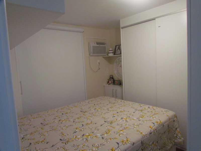 Quarto suite - Apartamento 3 quartos Barra da Tijuca - BOAP30093 - 20