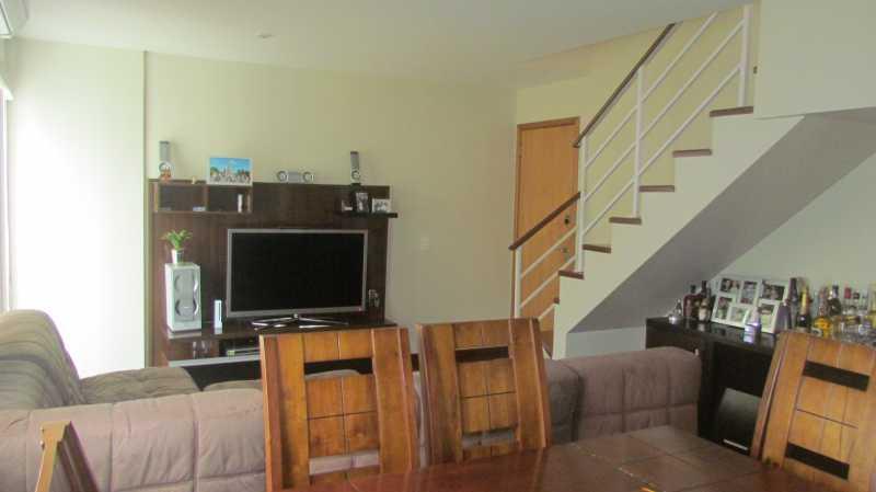 Sala 2 - Apartamento 3 quartos Barra da Tijuca - BOAP30093 - 3