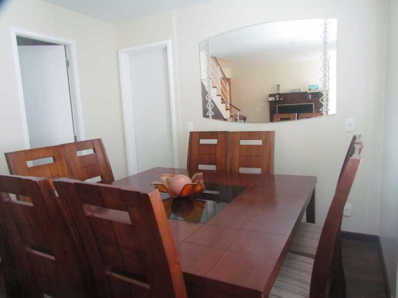 Sala de jantar - Apartamento 3 quartos Barra da Tijuca - BOAP30093 - 22